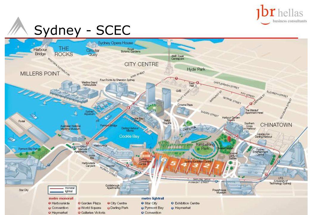 Sydney - SCEC