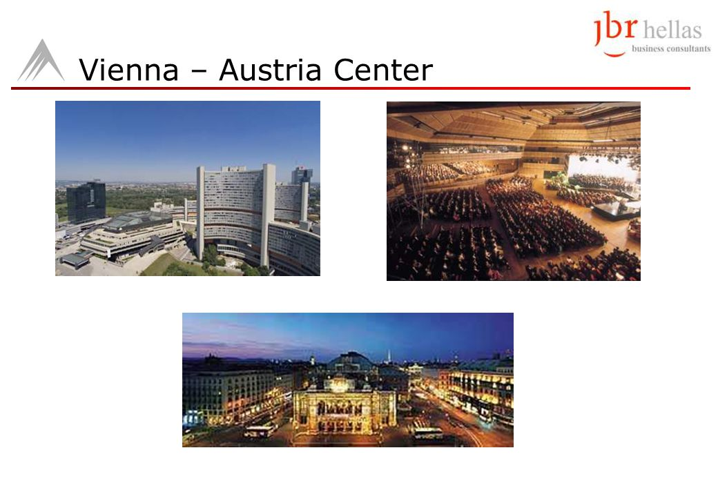 Vienna – Austria Center