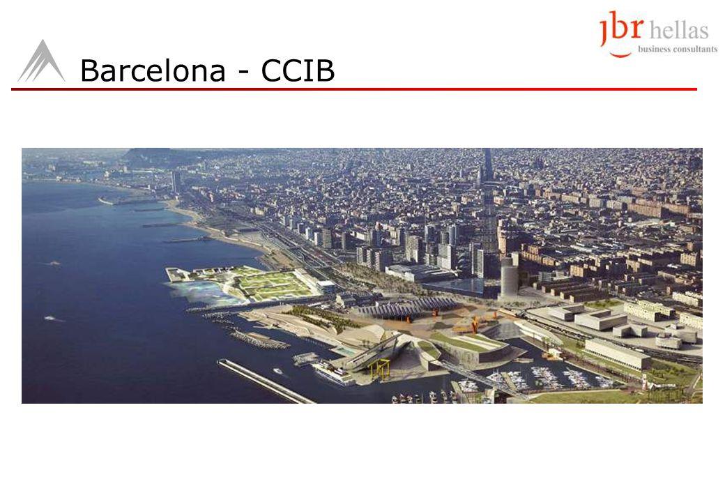 Barcelona - CCIB