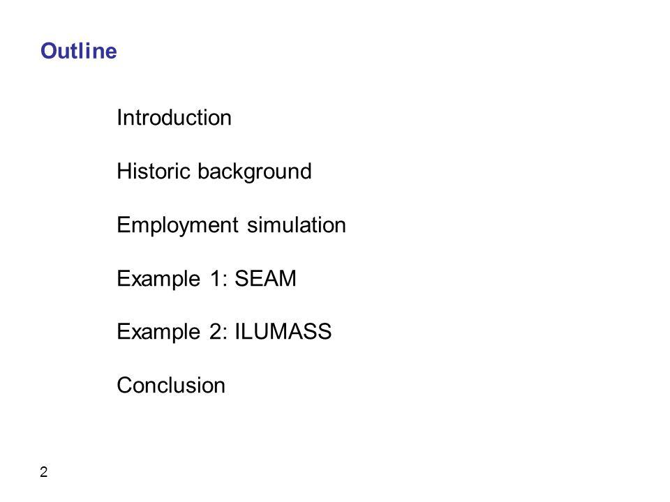23 SEAM: Total employment validation