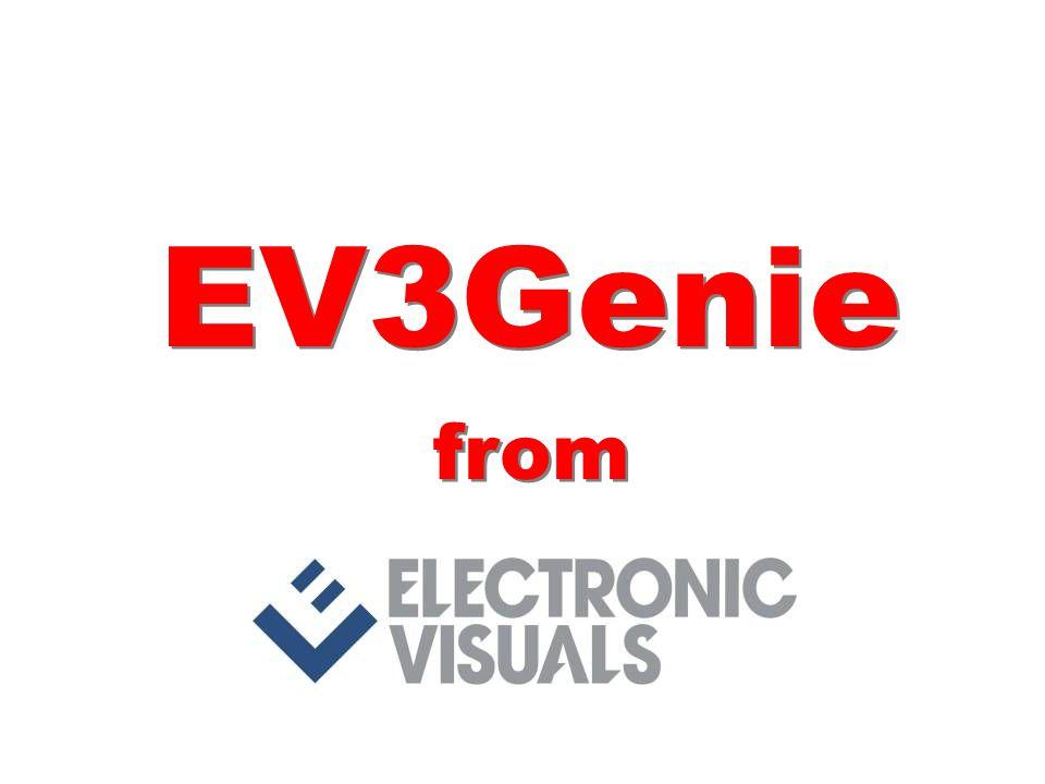EV3Genies Advantages...