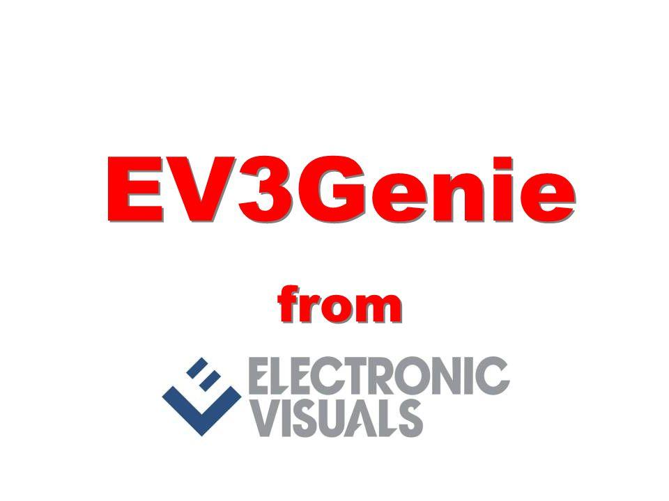 EV3Genie from EV3Genie from