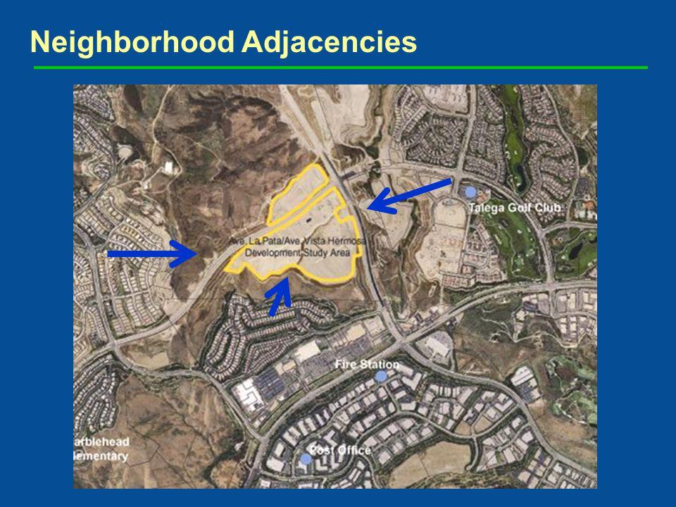 Neighborhood Adjacencies