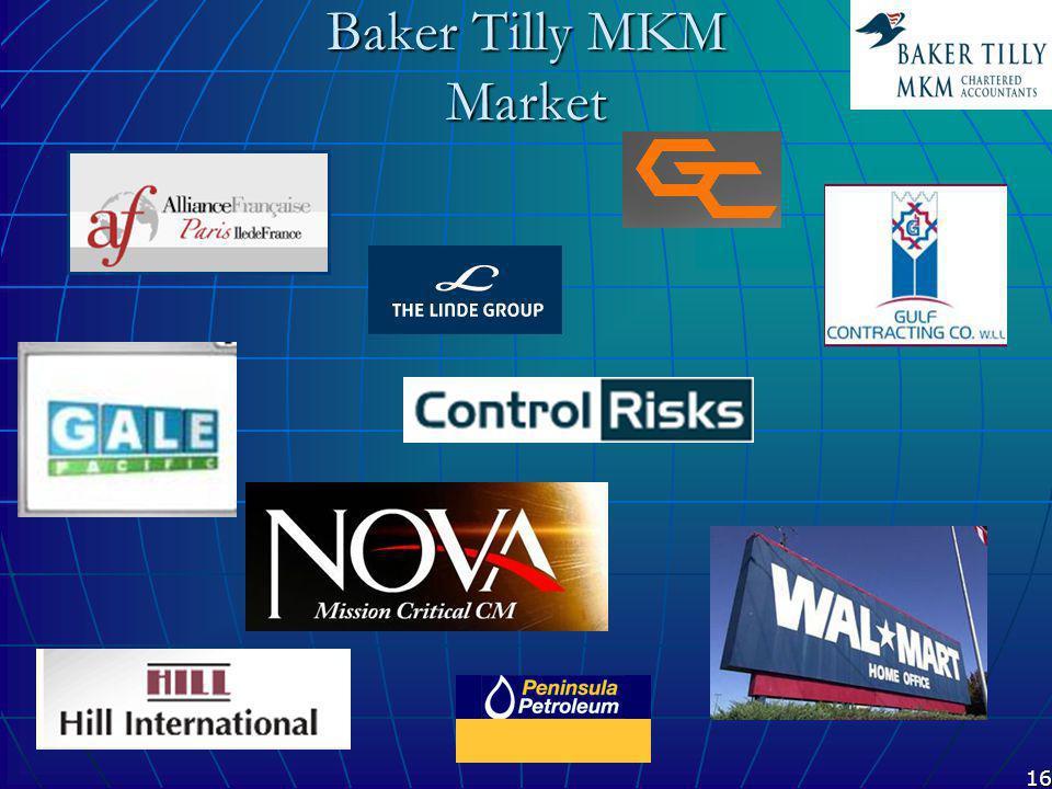 16 Baker Tilly MKM Market