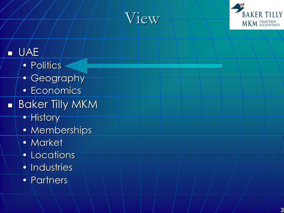 14 Baker Tilly MKM Memberships