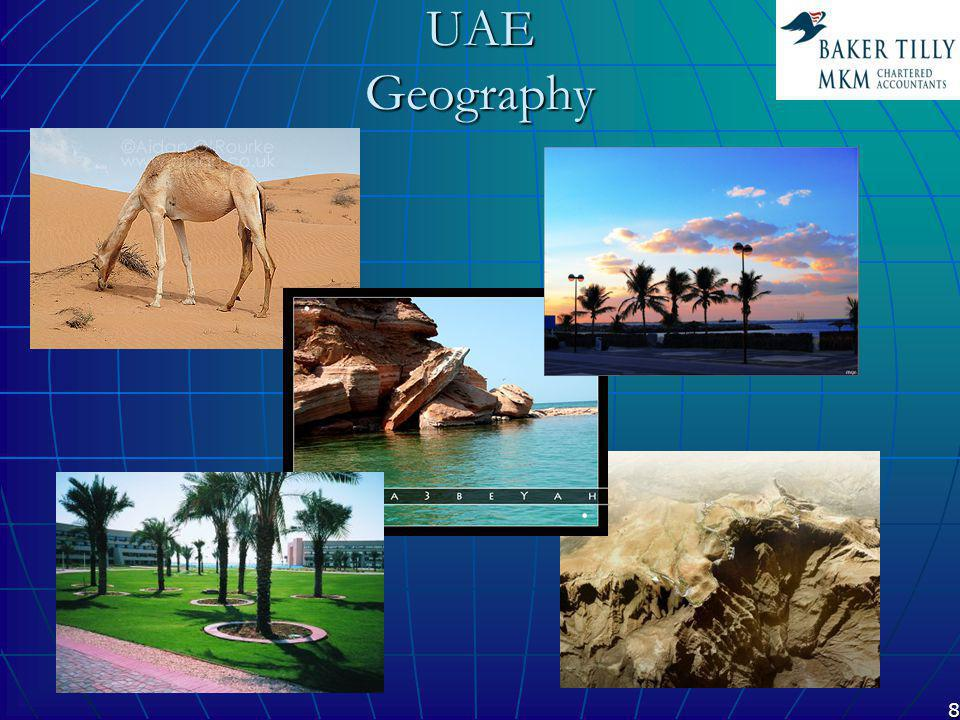 8 UAE Geography