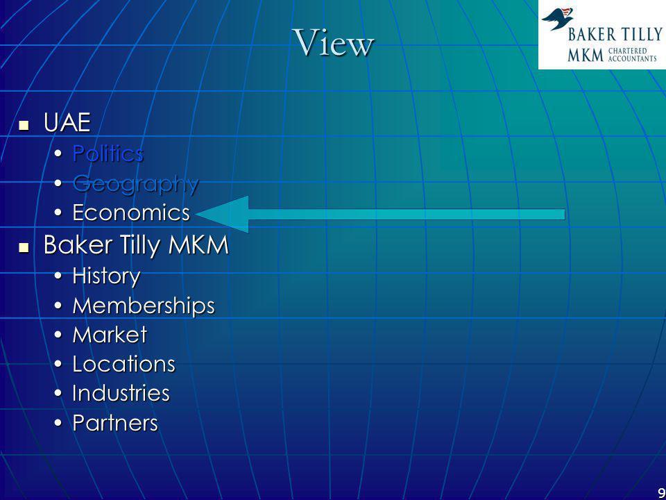 10 UAE Economics HDI: 39th GDP/C: 5th tourism