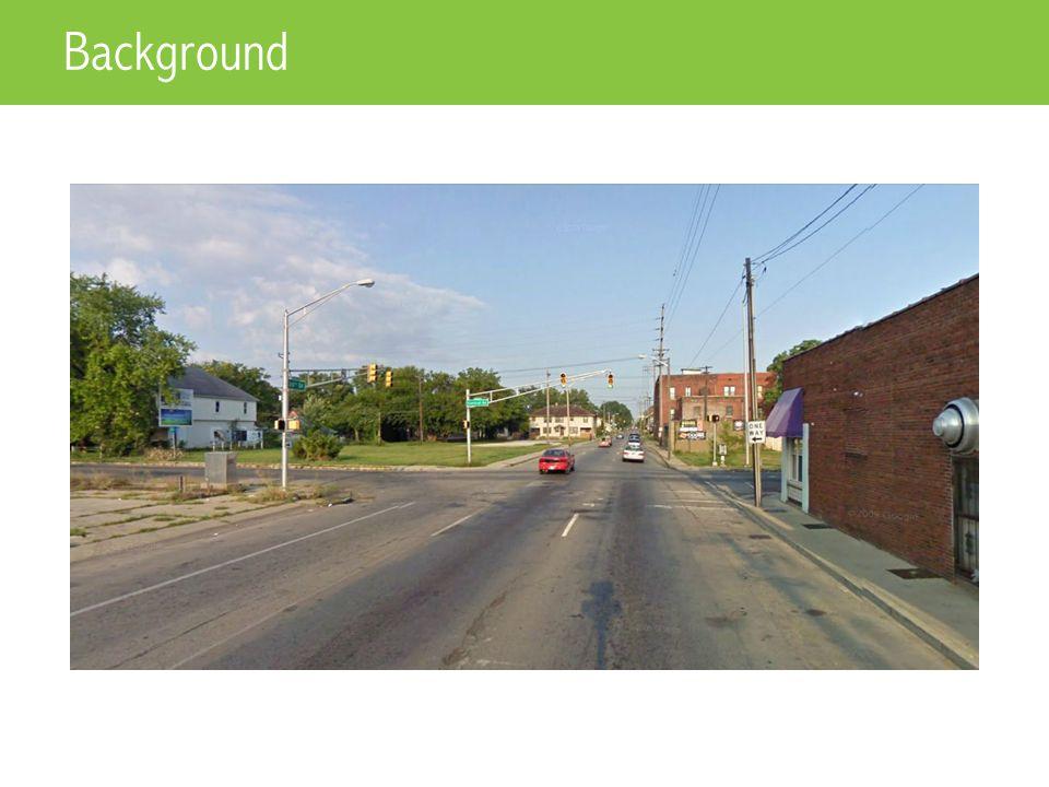 Background 2009 Google Imagery