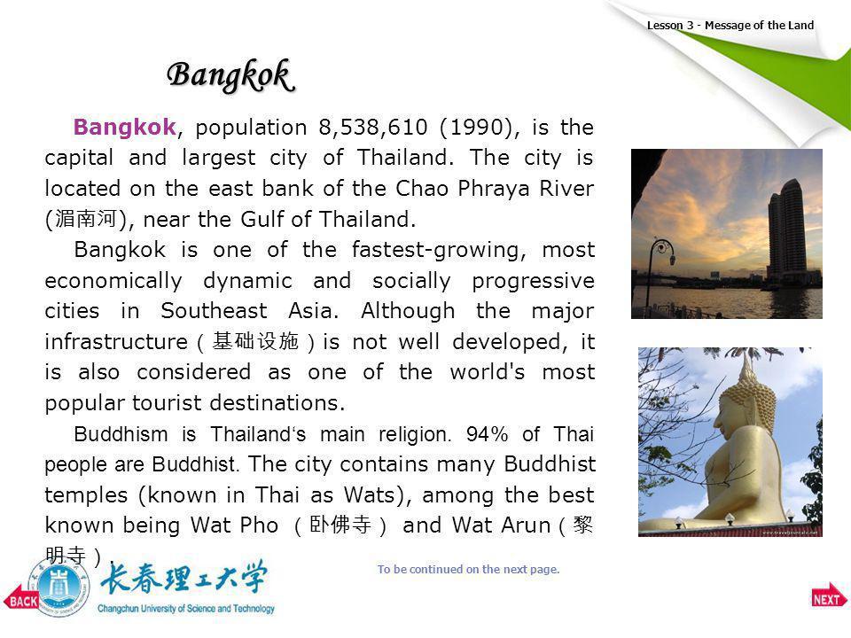 Where is Thailand ?