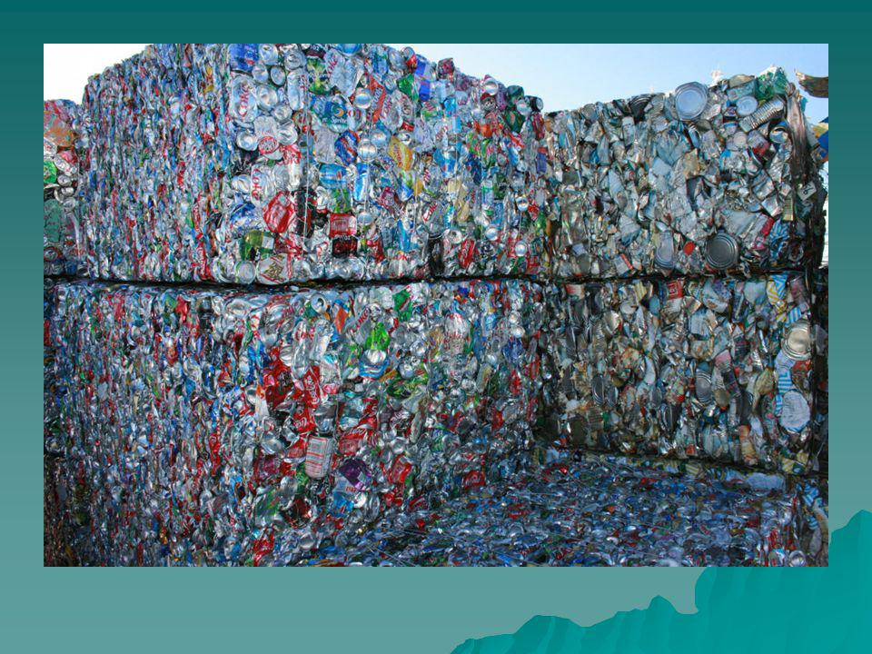 Aluminum and Steel Recycling