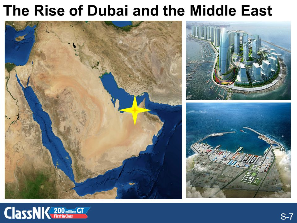 S-7 The Rise of Dubai and the Middle East