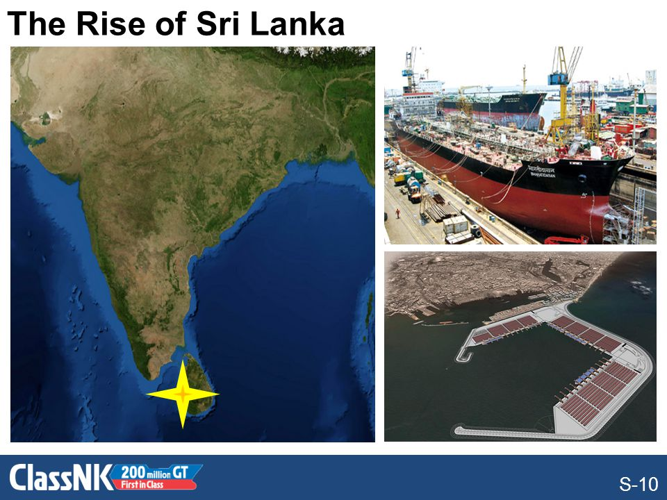 The Rise of Sri Lanka S-10