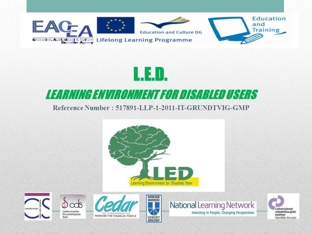 L.E.D.