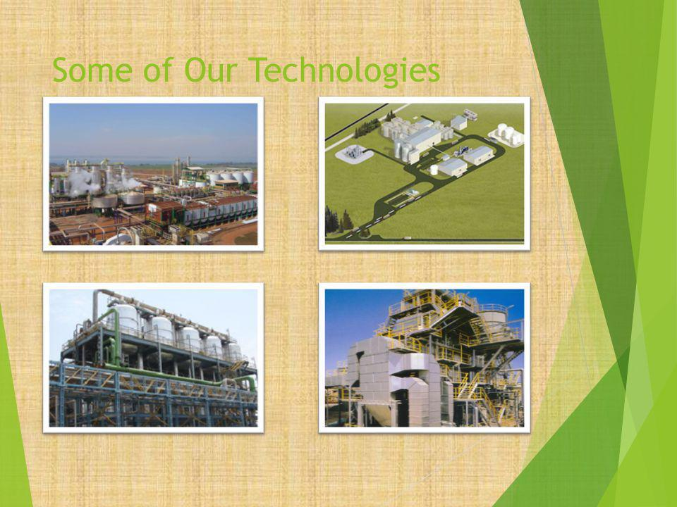 Some of Our Technologies
