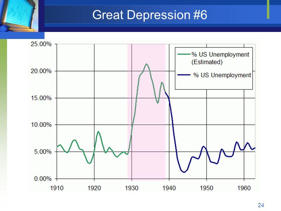 24 Great Depression #6