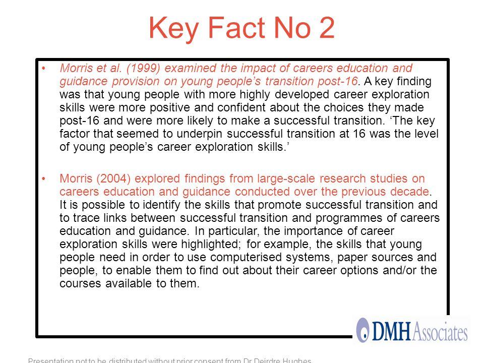 Key Fact No 2 Morris et al.