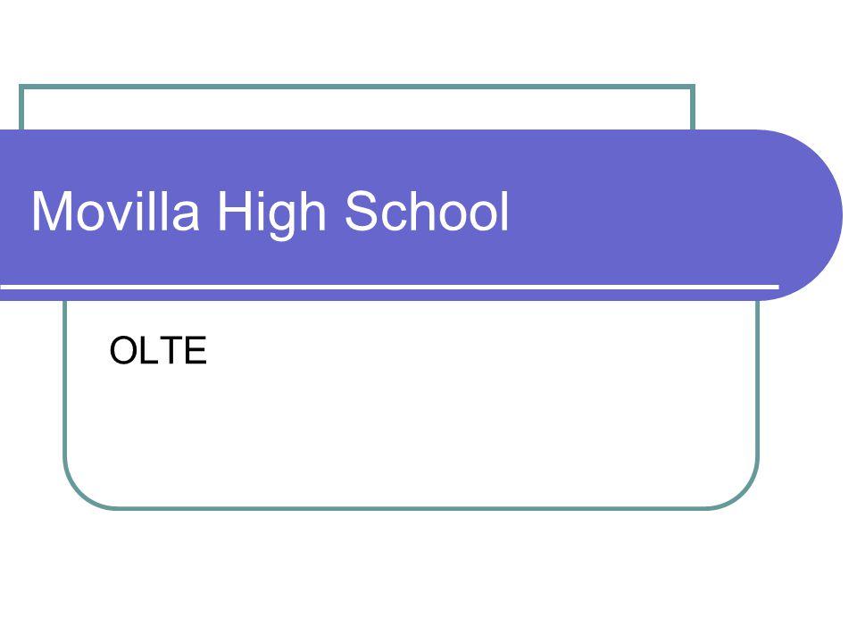 Movilla High School OLTE