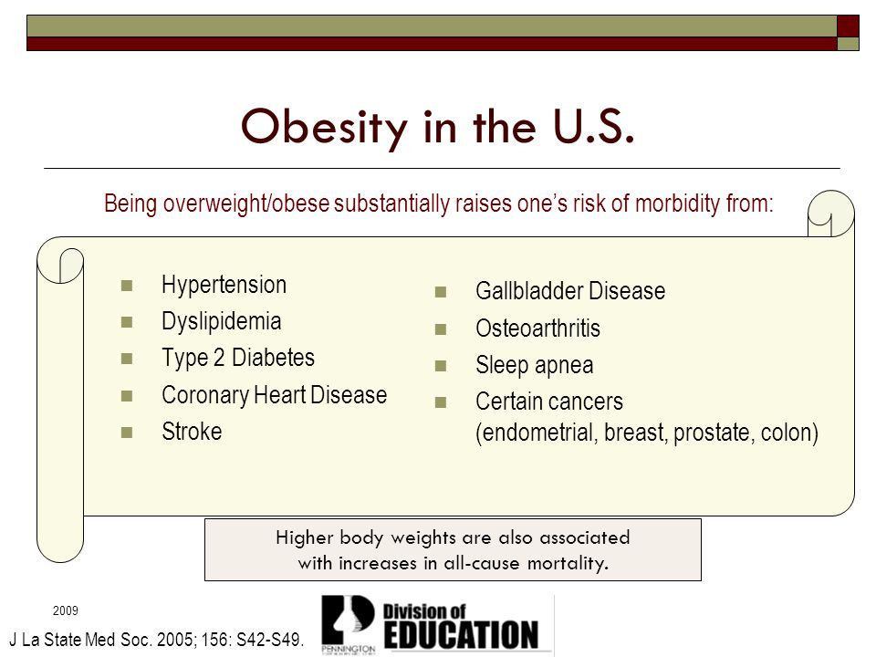 2009 Dietary Guidelines for Americans, 2005 Key Recommendations for the General Population 5.
