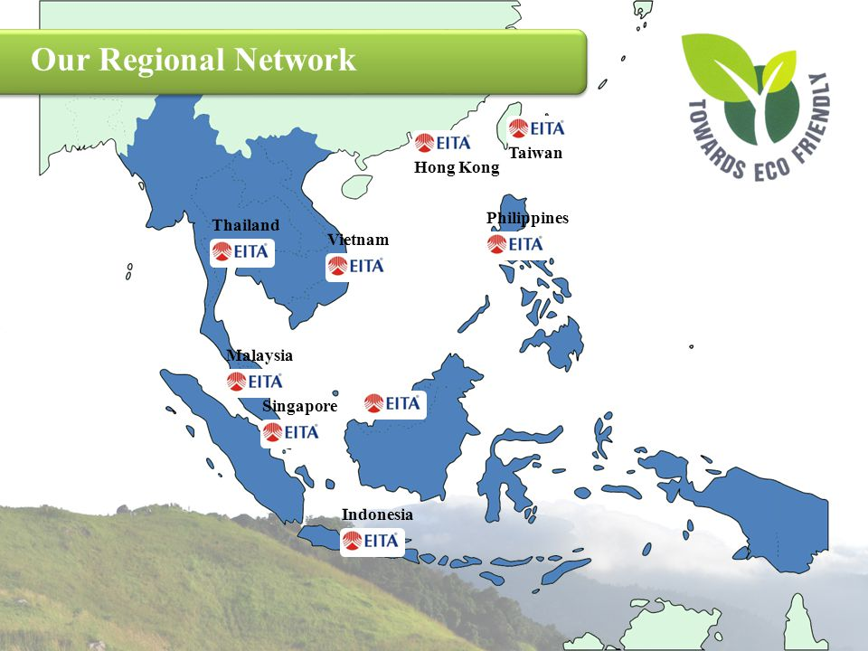 Our Regional Network