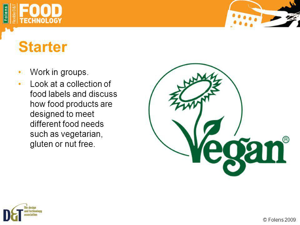 Food choices for vegetarians (2) Types of vegetarian Lacto ovo vegetarians dont eat meat, poultry or fish.