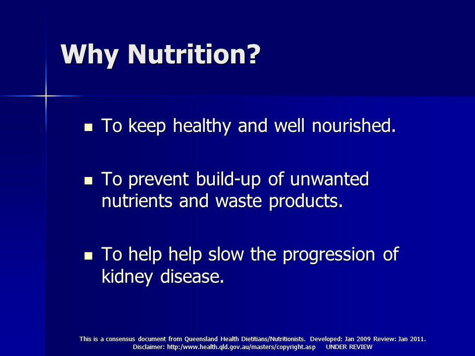 This is a consensus document from Queensland Health Dietitians/Nutritionists.