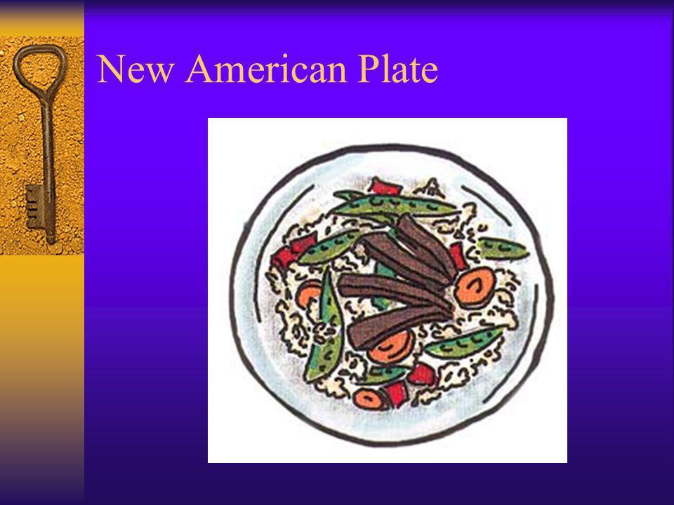 New American Plate