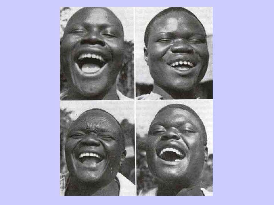 Primitive Africans