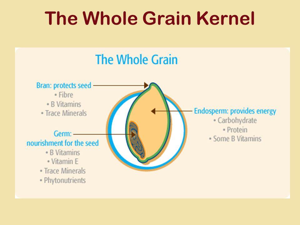 The Whole Grain Kernel
