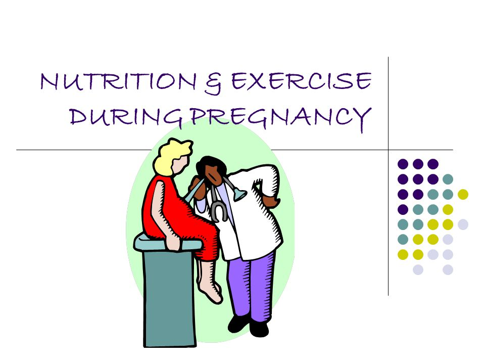 Preparation for pregnancy A mother brings to her pregnancy, all of her previous life experiences; diet, food habits, attitudes.