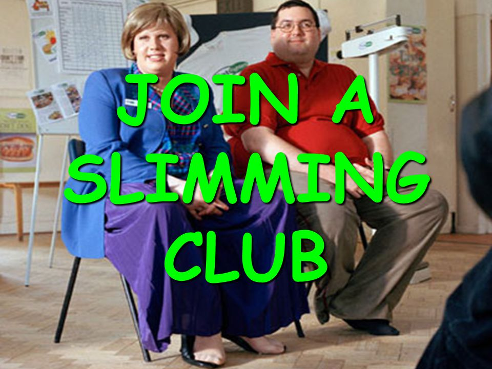© HEB Benefits of Joining a Slimming Club You learn how to change your eating habits and put together a low calorie diet that youll enjoy.