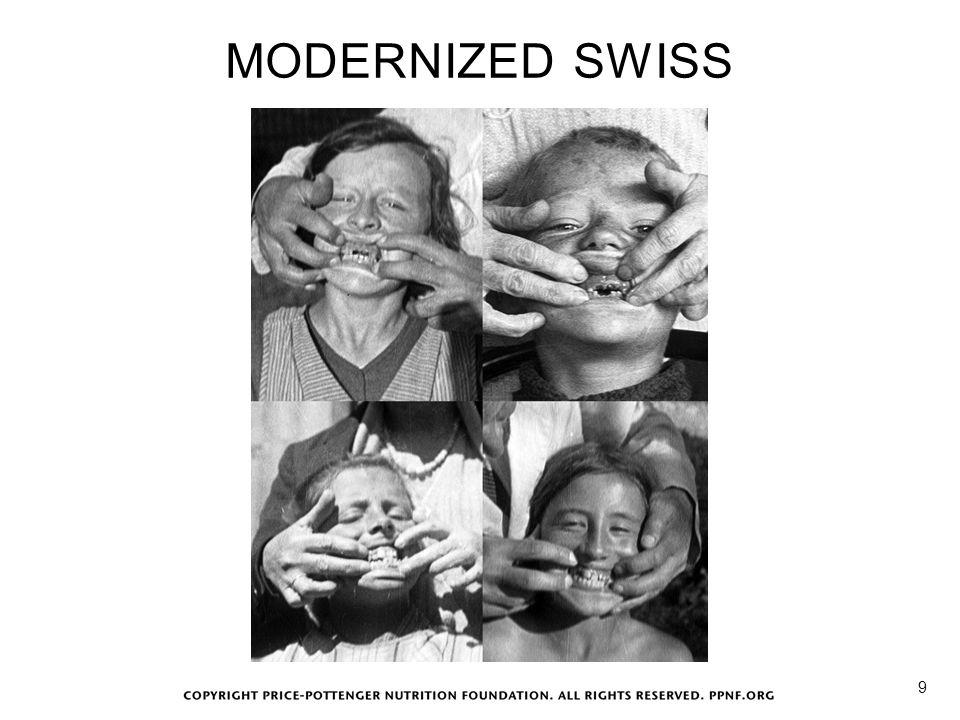 MODERNIZED CANADIAN INDIANS 20