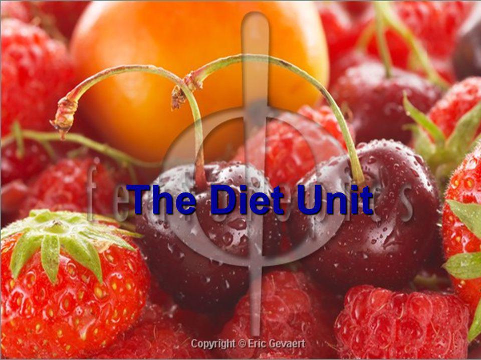 The Diet Unit
