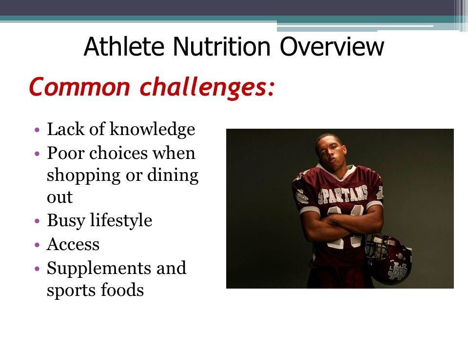 Top Game Day Mistakes New foods Poor hydration Energy drinks Too much food Too little food 9 For more information, go to WINForum.org