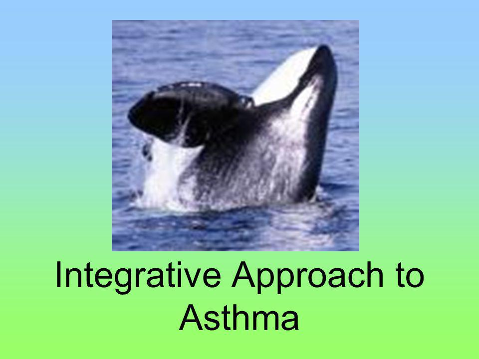 Integrative Approach to Asthma