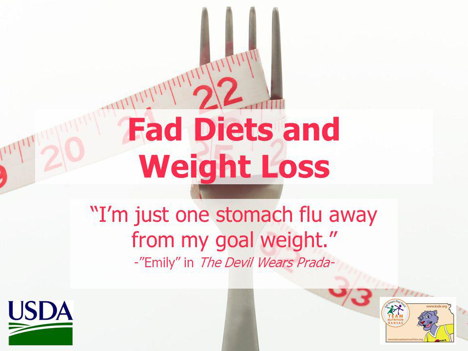 Think Lifestyle Change A sound approach for losing weight.