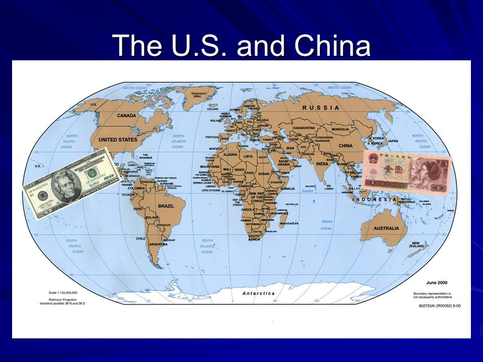 Chinas Economy and the U.S.-China Economic Relation Dr.