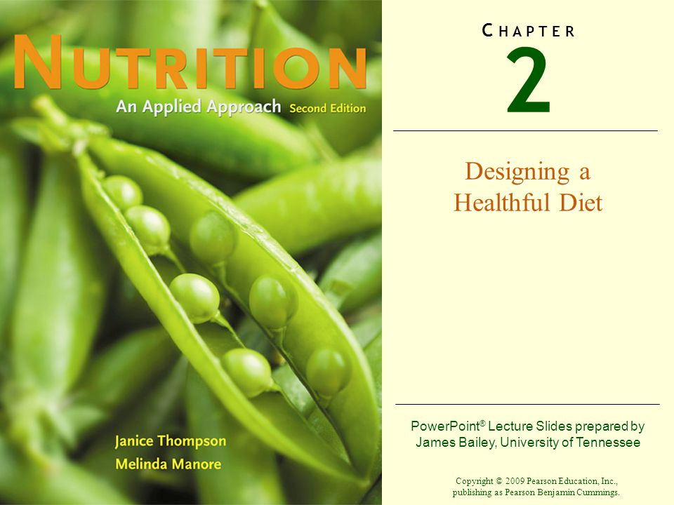 Copyright © 2009 Pearson Education, Inc., publishing as Pearson Benjamin Cummings Nutrition Facts Panel (!) 2.