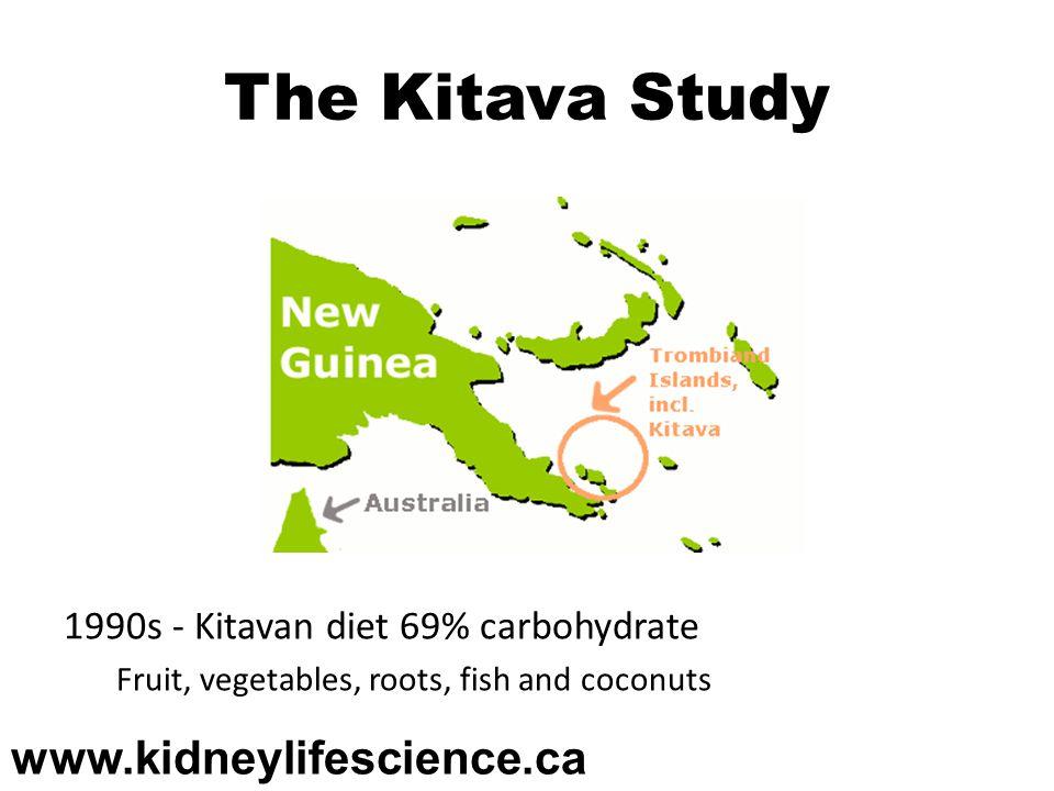 Low Serum Insulin despite high carb intake Low Serum Insulin in Traditional Pacific IslandersThe Kitava Study Metabolism, Vol 48, No 10 (Oct), 1999:1216-1219 Lindeberg S Swedish reference range 10-90% www.kidneylifescience.ca