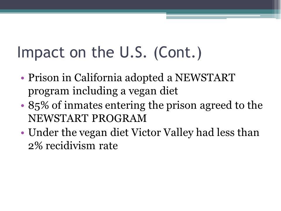 Impact on the U.S.