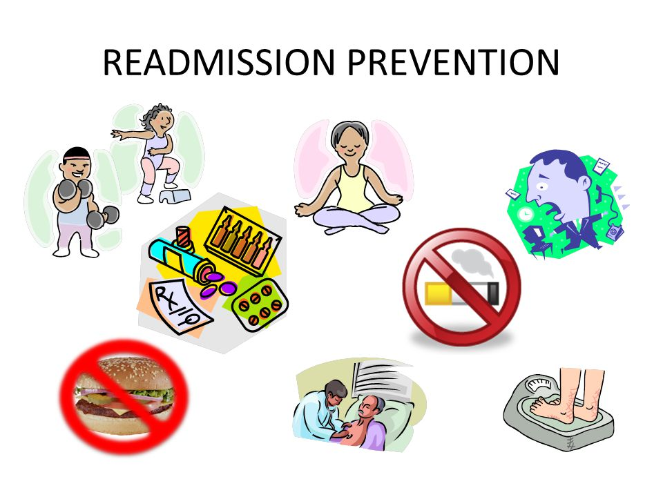 READMISSION PREVENTION