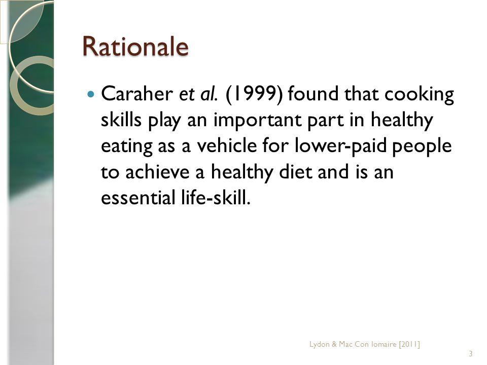 Rationale Caraher et al.