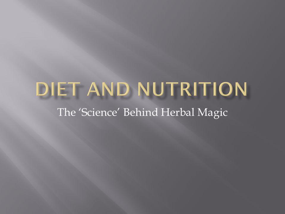 The Science Behind Herbal Magic
