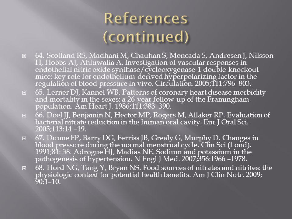 64.Scotland RS, Madhani M, Chauhan S, Moncada S, Andresen J, Nilsson H, Hobbs AJ, Ahluwalia A.