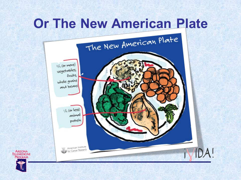 Or The New American Plate