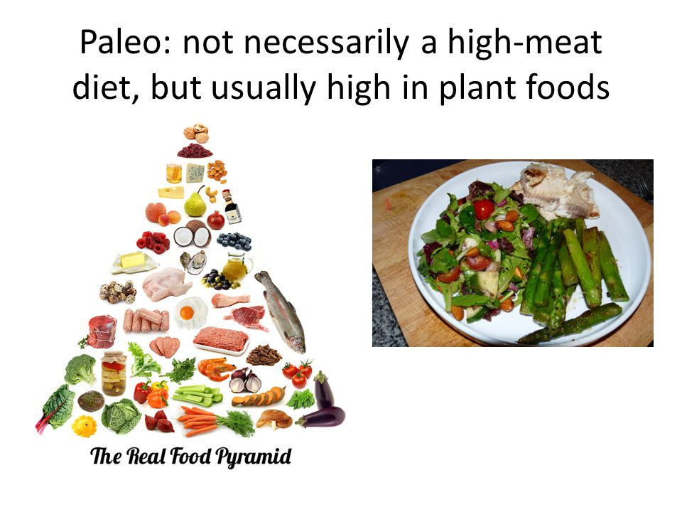 A good 30-day trial of Paleo