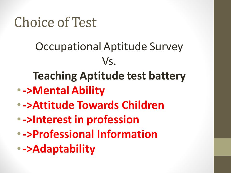 Aptitude is positively correlated with Academic Achievement.