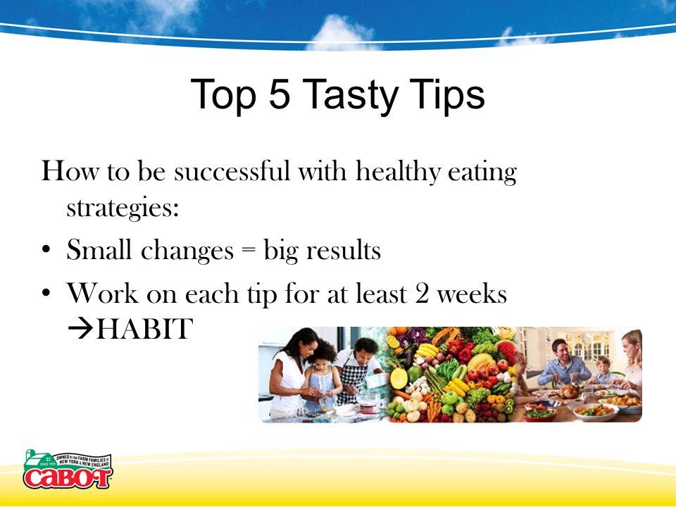 #1 – Wake Up Right Eat breakfast.