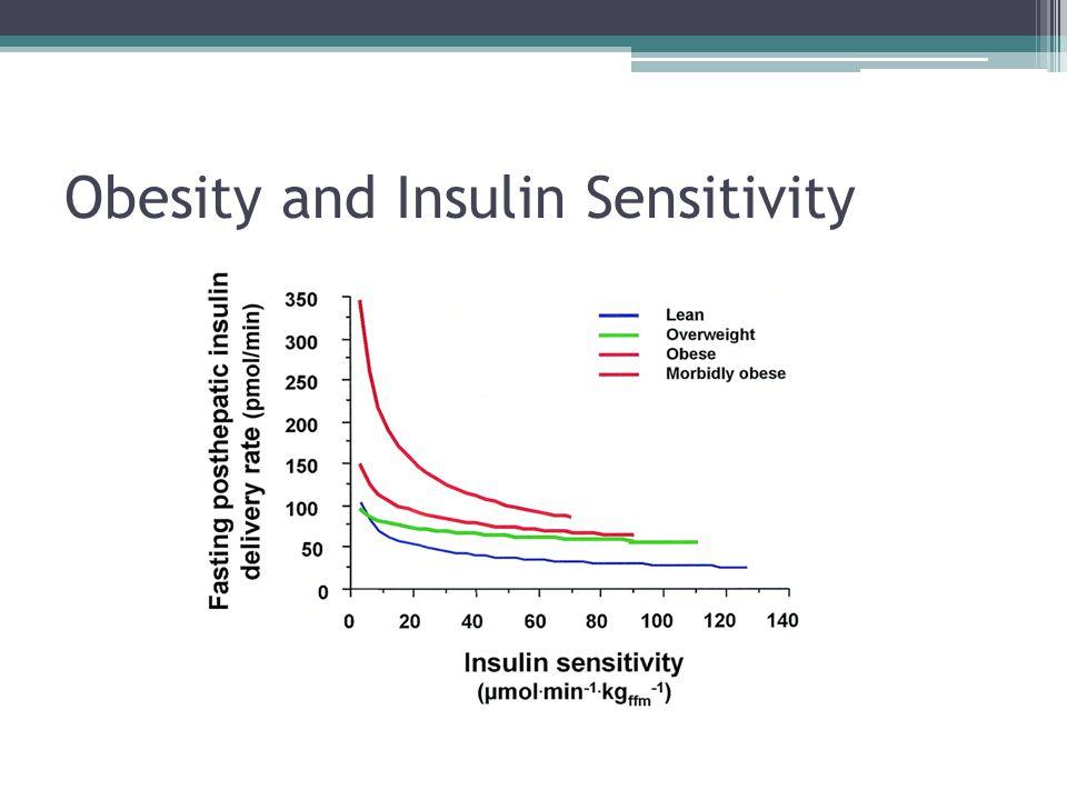 Obesity and Insulin Sensitivity