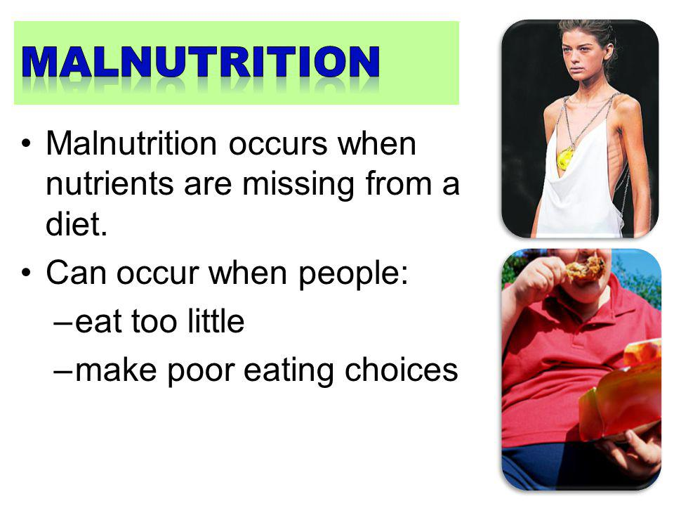 Diet refers to the amount and type of food you eat.