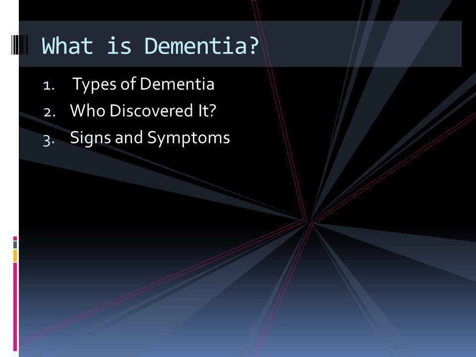 Mild Cognitive Impairment What is it.
